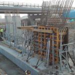 PBI Rybak budowa mostu - DK11 Poznań