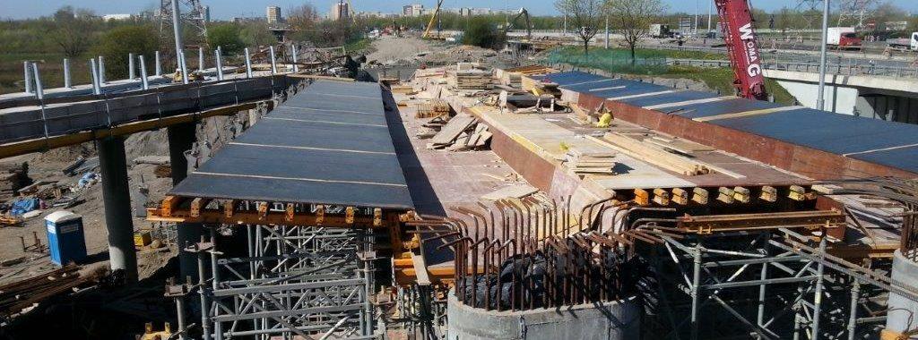 PBI Rybak - budowa drogi S8